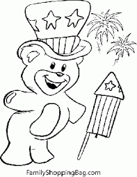 Color Page Teddy Coloring Pages