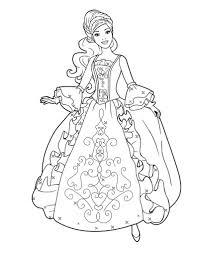 Coloriage Princesse À Imprimer Disney Reine Des Neiges Pour
