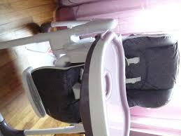 chaise haute bébé aubert chaise haute qui s allonge chaise haute et r hausseur