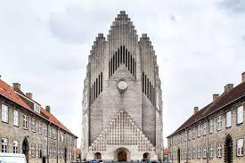 100 Jensen Architecture Grundtvigs Church Peder Vilhelm Klint ArchEyes
