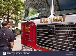 100 Hazmat Truck HAZMAT Response Truck Stock Photo 56514706 Alamy