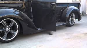 1938 Ford Truck - YouTube 1938 Custom Ford Extended Cab Pickup Album On Imgur Ford Custom Pickup Truck For Sale 67485 Mcg Flatbed Truck Gray Grov070412 Youtube 1939 V8 Coe Photos With Merry Neville Brochure Halfton Trucks Pinterest Trucks Classic Car Parts Montana Tasure Island 85 Hp Black W Green Int 1938fordtruck Hot Rod Network