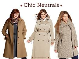the hottest plus size winter coats