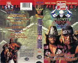 Wcw Halloween Havoc 1991 by Wcw Wwf Old