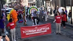 orleans convention visitors bureau national travel and tourism week may 6 12 2018 orleans