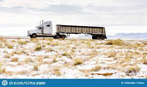 100 Southwest Truck And Trailer Camion On Road Arizona USA Stock Photo Image Of States