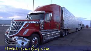 Lone Star Semi Truck Lonestar International MaxxForce Diesel Turbo ...