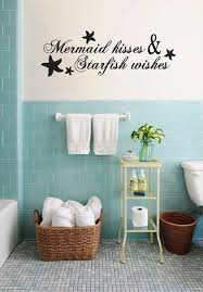 Decals For Bathrooms by 20 Collection Of Fish Decals For Bathroom Wall Art Ideas