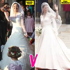 cat wedding dress kate middleton called a wedding dress copy cat dress was