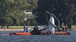 nadine yacht sinking plane crash perth australia day plane crash tragedy