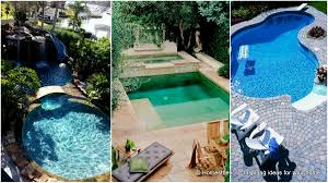 19 Swimming Pool Ideas For A Small Backyard - Homesthetics ... Backyard Designs With Pools Small Swimming For Bw Inground Virginia Beach Garden Design Pool Landscaping Amazing Contemporary Yard Home Ideas Best 25 Pools Ideas On Pinterest Landscape Magnificent 24 To Turn Your Into Relaxing Outdoor Interior Pool Designs Backyard Design Garden