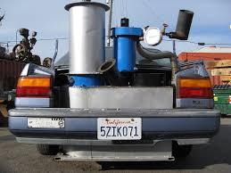 100 Wood Gasifier Truck Gas Gasification UAWINFO
