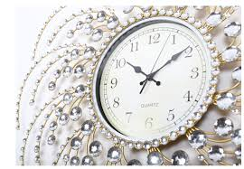 Decorative Wall Clocks With Pendulum For