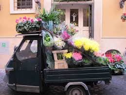 Robin Traveling Flower Truck Talks Cooks And Travels S More Uprooted Mobile Shop Seen From The