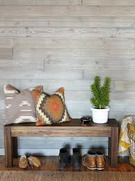 Furnishing Your Home 6 Ways To Use A Bench Entry BenchEntry FoyerRustic