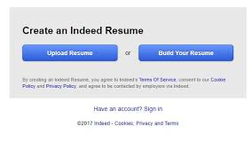 indeed upload resume indeed resume upload 100 in resume