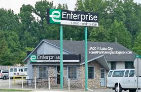 100 Enterprise Rent Truck FOREST PARK GEORGIA Clayton County Restaurant Attorney Bank Dr