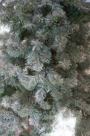 Flocking Artificial Christmas Trees by No Flocking Way An Easy And Cheap Way To Flock An Artificial Tree