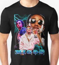 Vintage Migos Rap Tee Unisex T Shirt