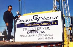 Central Valley Truck Driving School