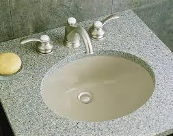 Bathroom Sink Not Draining Well by Kohler K 2209 0 Caxton Undercounter Bathroom Sink White