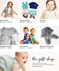 Baby Clothes At BabyGap