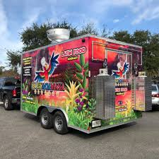 100 Orlando Food Trucks La Guacamaya Latn Roaming Hunger