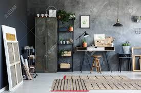 100 Art Studio Loft Ist Studio In Modern Loft Room With High Ceiling