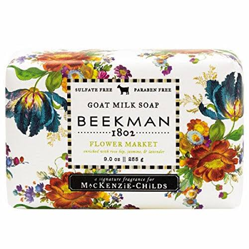 Beekman 1802 Goat Milk Soap Bar - Flower Market, 255g
