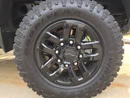 100 Goodyear Truck Tires 2016chevysilveradohdgoodyearwranglertire The Fast Lane