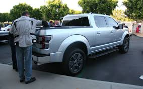 Ford Atlas Concept Steals Spotlight At Cars And Coffee - Truck Trend