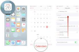 How to share events with Calendar for iPhone and iPad