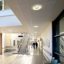 mineral wool suspended ceiling tile acoustic rockfon