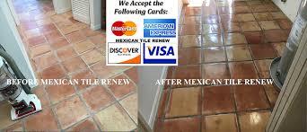 refinishing mexican tile floors images tile flooring design ideas