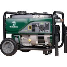 Generac Portable Generator Shed by Westinghouse 3250 Watt Gas Powered Portable Generator Rv Ready