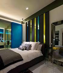 30 Masculine Bedrooms Fluor Neon Dark Bedroom Ideas