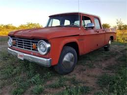 100 67 Dodge Truck 19 D200 For Sale ClassicCarscom CC1123812