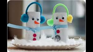 Kids Winter Crafts Ideas