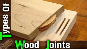 wood joints which woodworking joints should you use youtube