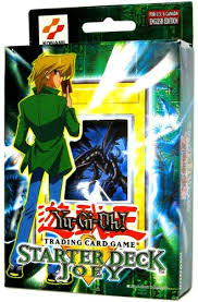 amazon com yu gi oh tcg joey starter deck toy toys games