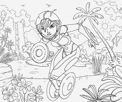 Printable Coloring Pages Big Hero 6