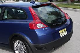 2008 Volvo C30 Review Top Speed