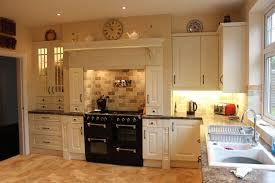 Image Of Traditional Cream Kitchen Designs