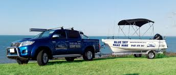 Blue Sky Boat Hire | Boat Hire Prices
