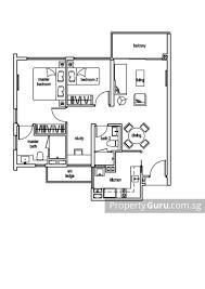 104 Tree House Floor Plan Condo Details In Dairy Farm Bukit Panjang Choa Chu Kang Propertyguru Singapore