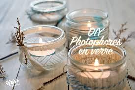 que faire avec des pots de yaourt en verre diy photophores en verre nemgraphisme
