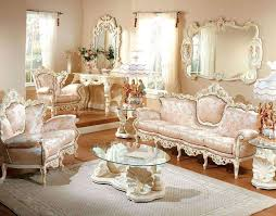 Provincial Living Room Furniture French Set Italian