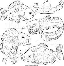 Pin River Clipart Fish 10