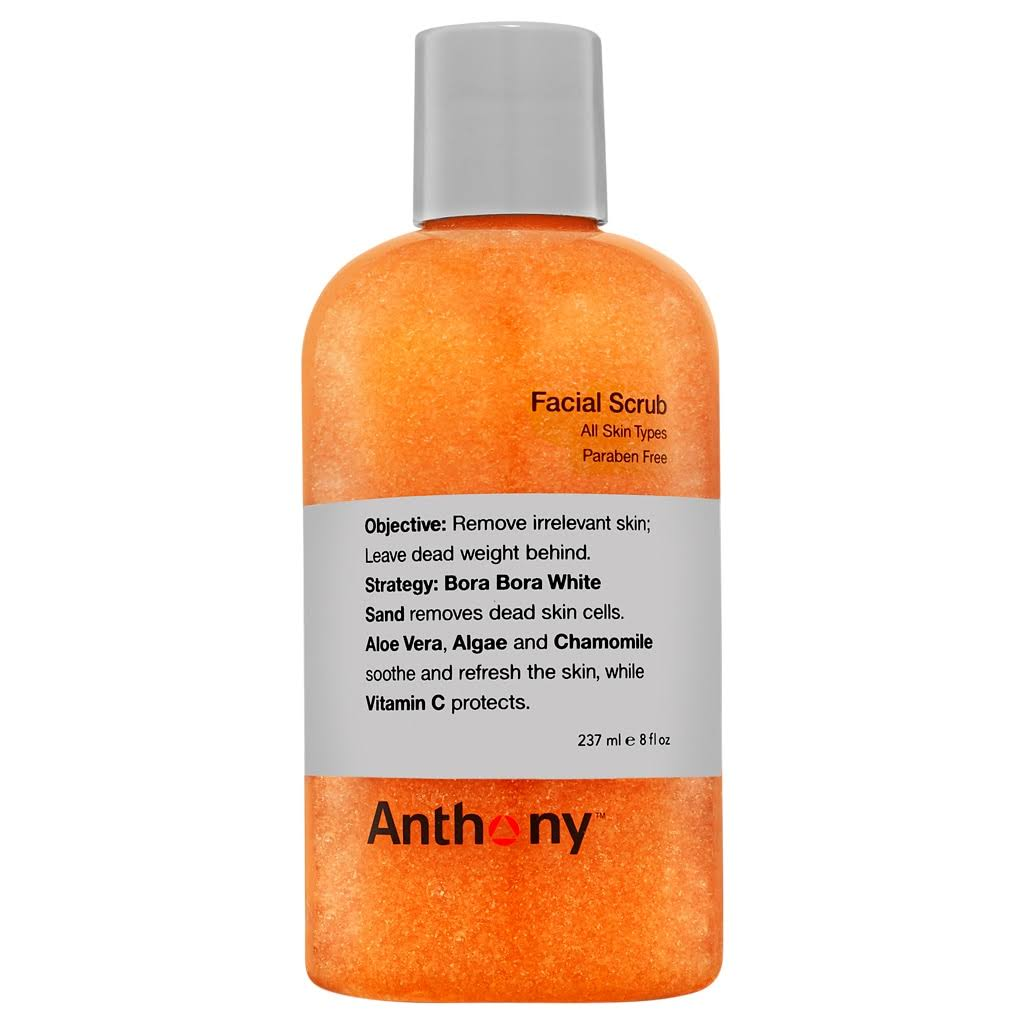 Anthony Facial Scrub - 8oz