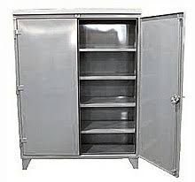 Industrial Outdoor Storage Weatherized Cabinets